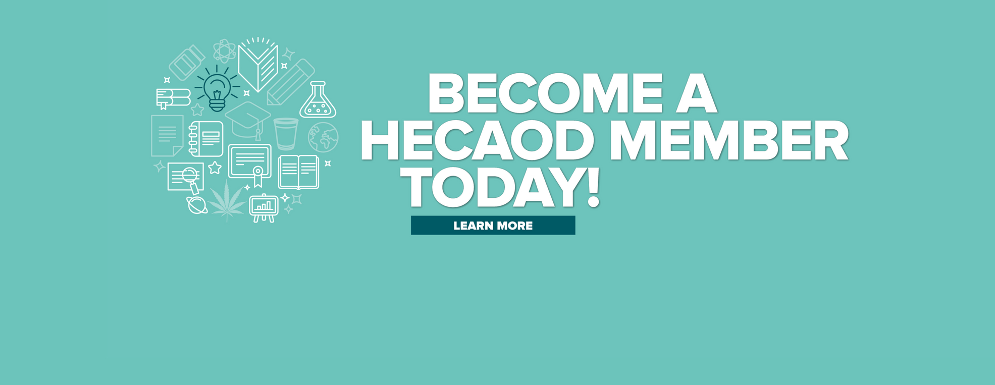 Become a HECAOD Member Today