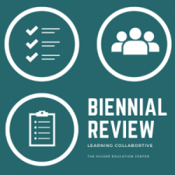 Biennial Review logo